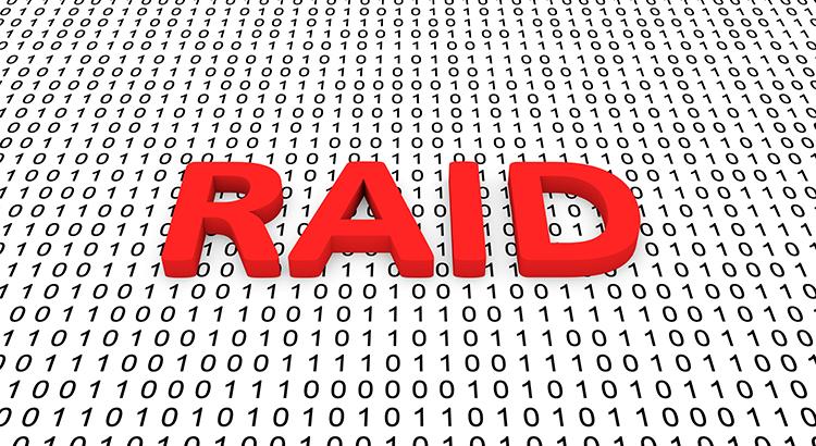RAID Level Comparison: RAID 0, RAID 1, RAID 5, RAID 6 and RAID 10