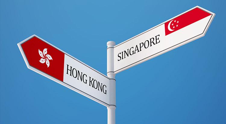如何选择亚洲的数据中心:香港与新加坡