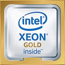 Intel Xeon Gold CPU