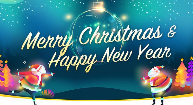 祝您聖誕快樂