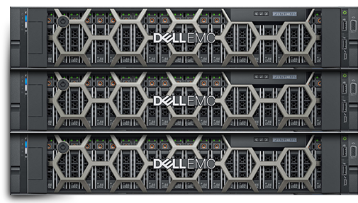 Dell PowerEdge R740xd dedicated servers