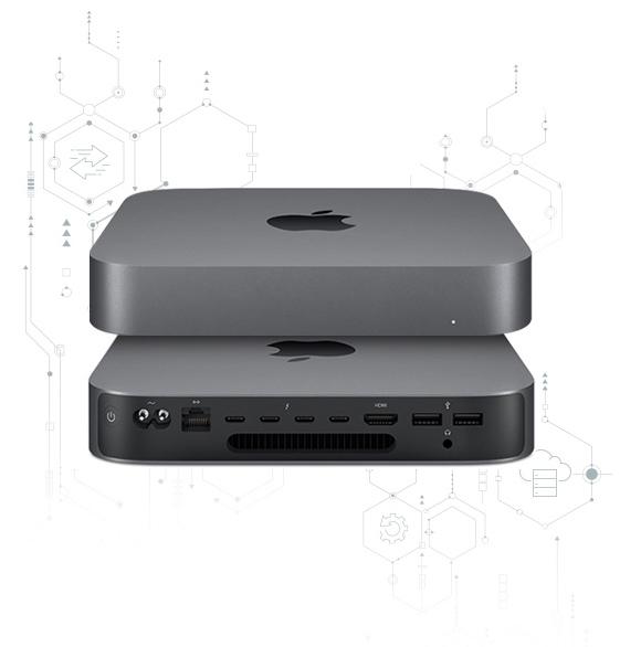 iMac Server