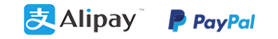 Alipay and paypal icon